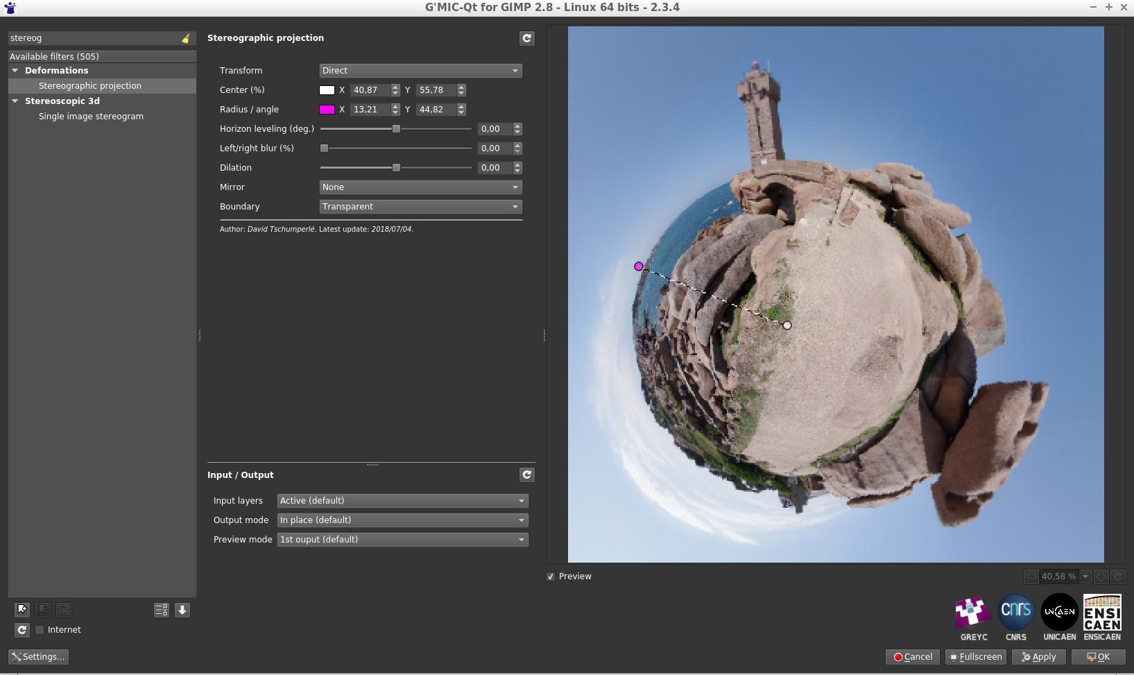 3D ANALYSE 2.34