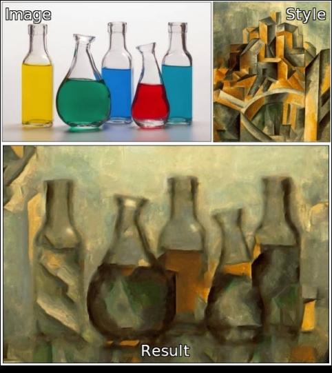 Picasso Stylization